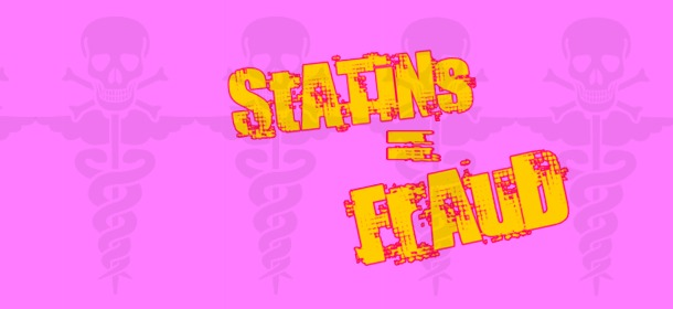 Statins = Fraud